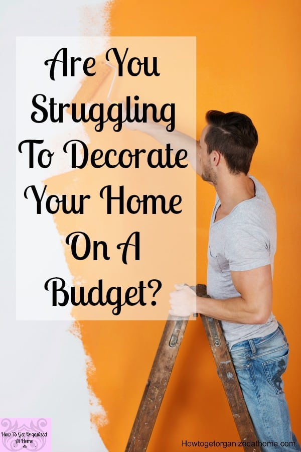 Are you struggling to decorate your home on a budget and need some help? Get your home designed and decorated so you love it and on a budget too!