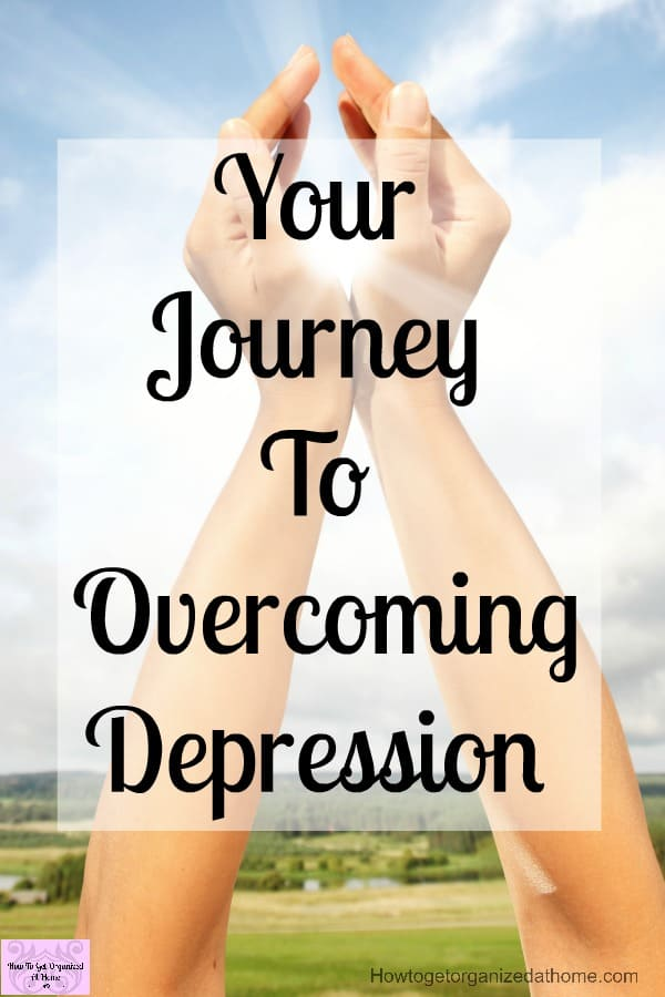 Tips and ideas for depression recovery to get you on the right path! This tips will help you think about your own self-care and what you need to do to take care of you!