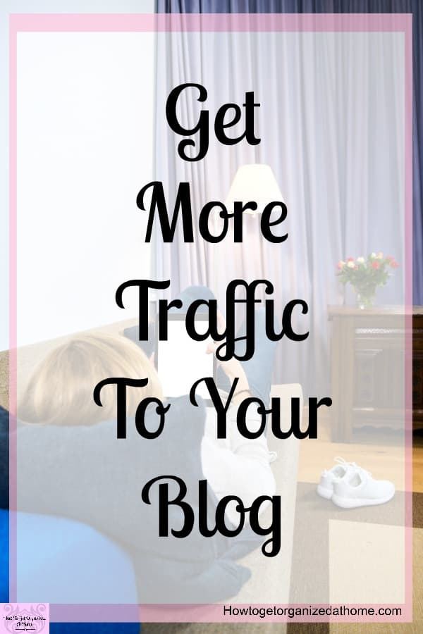 Do you want to get more traffic to your blog? There are some great tips and advice to help you increase your blog's traffic!