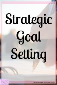 Learn to set the goals in your business the right way! It will save you time and stress if you do it right the first time! Click to find out how!