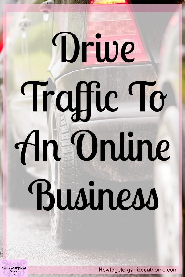Learn how to drive traffic to your online business using Pinterest and Tailwind! It's simple to automate and allows you to focus on other aspects of your business!