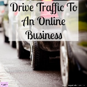 Learn how to get traffic from Pinterest to your online business!
