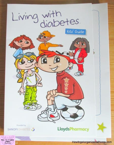 lloyds Diabetes Guide For Kids
