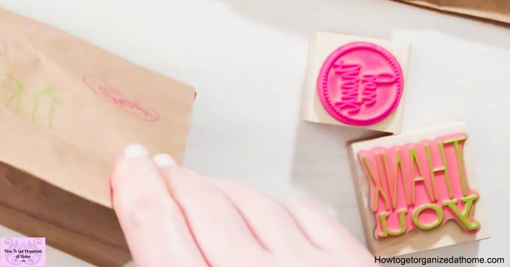 Have you ever wanted to make your own stamps at home? You can with the Silhouette Mint!