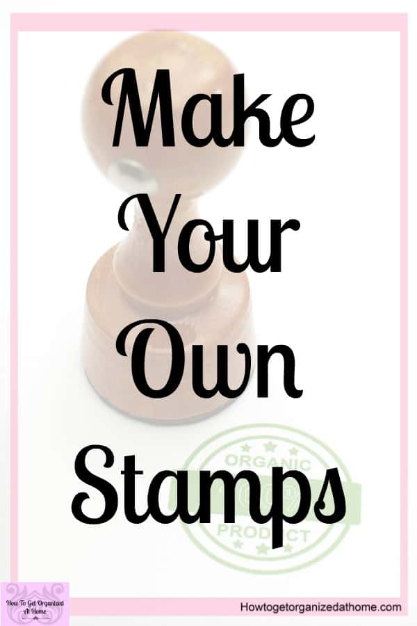 Do you want to know how you can make your own custom stamps, complete with your own designs and the colours that you want? You can with the Silhouette Mint!