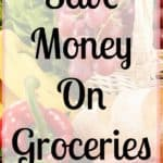 Cut your grocery budget today! Learn the tips that I use to keep my grocery budget under control! I will walk you through creating a budget and how to stick to it!