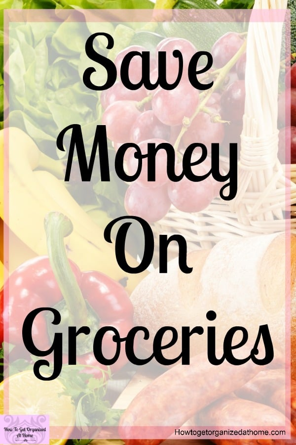 Save money on your grocery budget! Learn how to cut your spending on your groceries with these tips and ideas! You will be back in control of your grocery budget in no time!