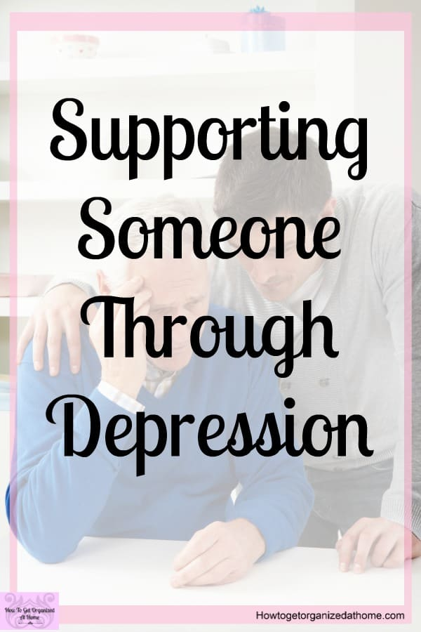 Do you need help to support someone going through depression? There are ways to help with the recovery process, get the right help for someone with depression and get them on the right path to recovery