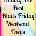 When it comes for Black Friday deals finding some good ones isn't always easy! Let me help you by sharing the best deals that I've found for this Black Friday just for you. #Blackfriday #blackfridaydeal #blackfridaydeals