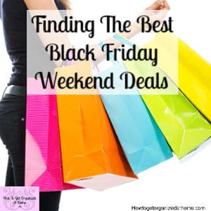 Finding The Best Deals For Your Money On Black Friday