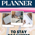 using a planner
