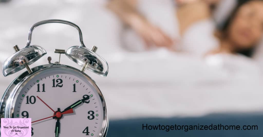 Creating an evening routine will help you unwind and relax and it could improve your sleep too!