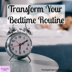 How to establish a bedtime routine for adults that works!