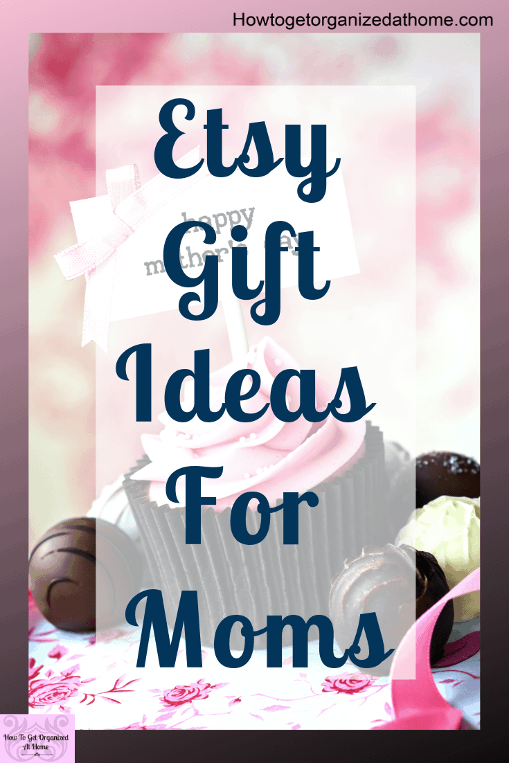 When it comes to Mother's Day and getting the perfect gift you can't go wrong with a gift from Etsy. Here you will find my top picks from a lot of gift ideas for your mom!