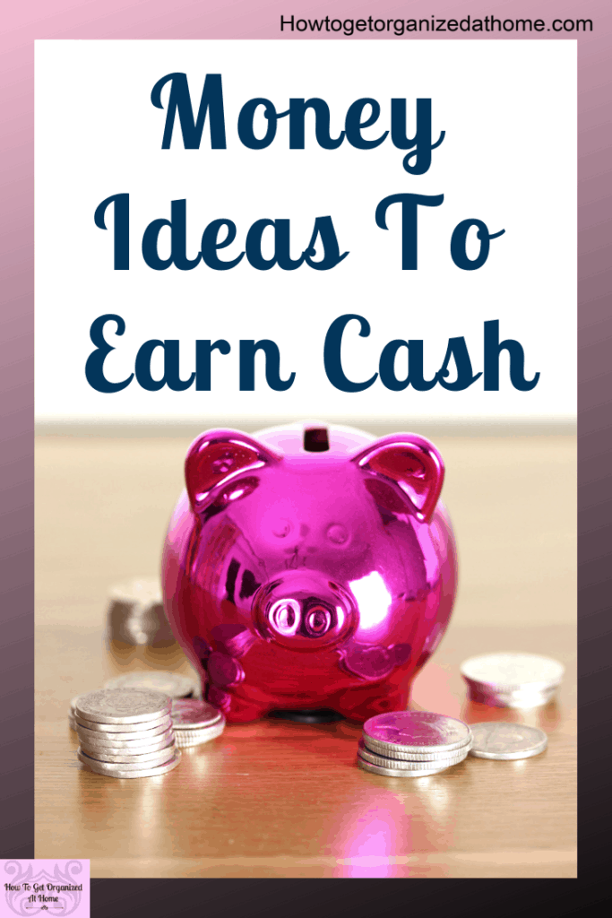 Money is essential to living! If you need more cash here are some great ideas that you can try that will bring in more money for you!