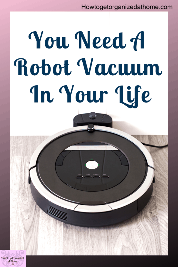 If you ever thought about having a robot vacuum in your life then you need to read this! I wasn't sure about needing one in my life but now I won't part with my RoboVac 30C for anything! He has changed my life!