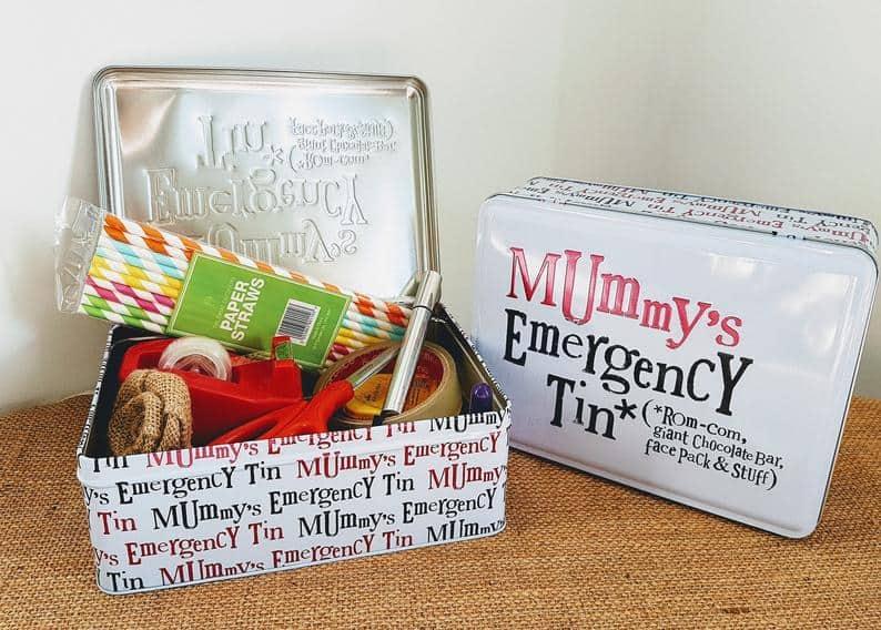 emergency tin