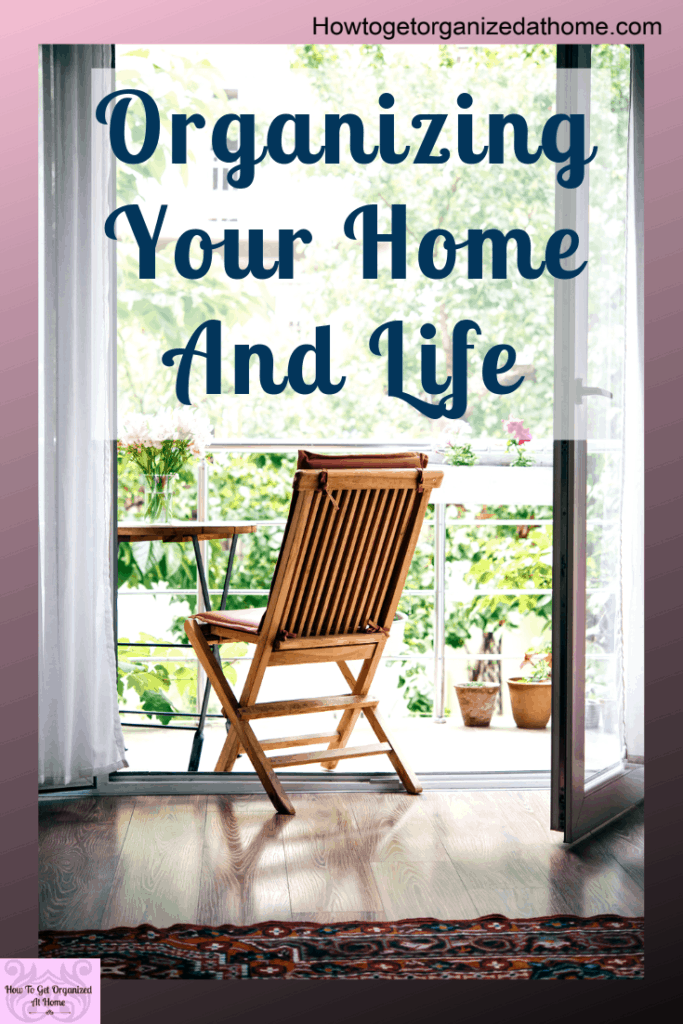 Learn how to take control of your home and your life. Create a system that works for you and your family and get the home and life you've always wanted.