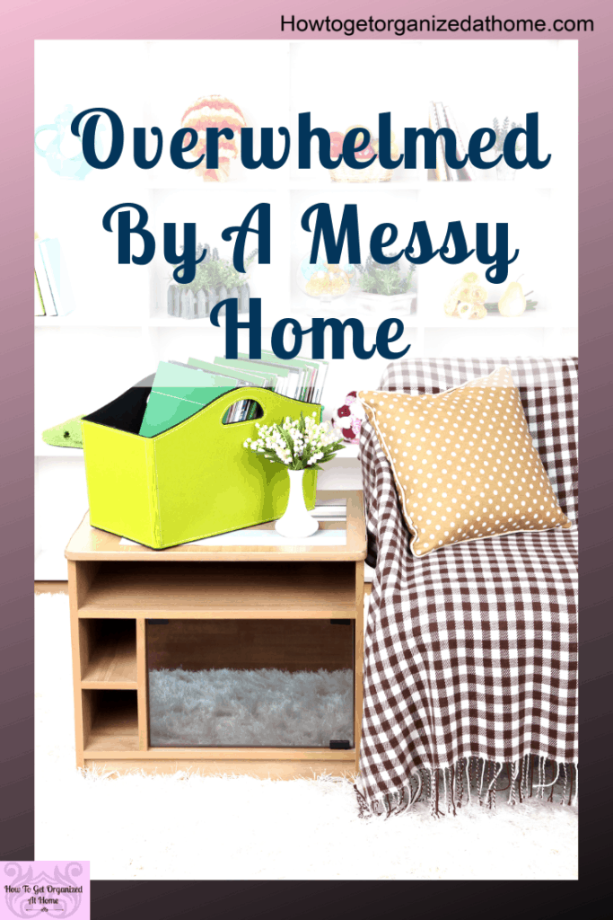 Find ways to make your home less cluttered and more organized with these simple tips and ideas to make your home a place you love.
