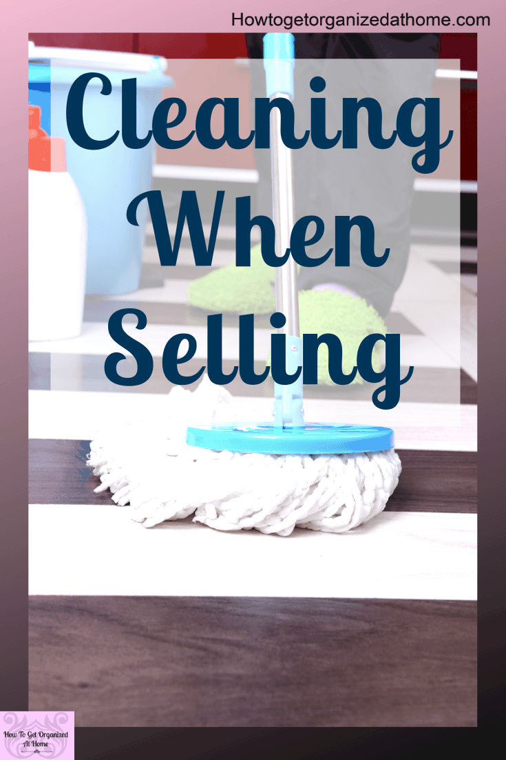 If you want to sell your home you need to keep it clean for viewings. These tips and ideas will keep your home show ready and help you sell faster. #cleaning #selling #homecleaning