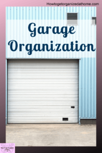 Do you need garage storage solutions? Don't hide your garage any longer, transform it with these ideas and products. #organize #garage #garageorganization