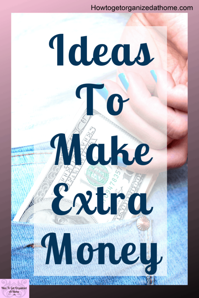If you need some extra money now here are some tips and ideas on how you can do it now. Don't wait for others to take action do it yourself and start making some extra cash now. #money #cash #extramoney