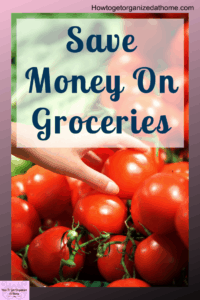 Do you need to learn how to save money on your groceries? These simple tips and ideas will help you savve money on your grocery budget every month, without feeling like you are going witout! #grocerysavings #savingmoney #savingmoneyongroceries