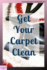 Do you know how to get stains out of your carpet? These 5 tips will help you keep your carpet in tip top shape and smelling fresh. #carpet #cleaning #carpetcleaning