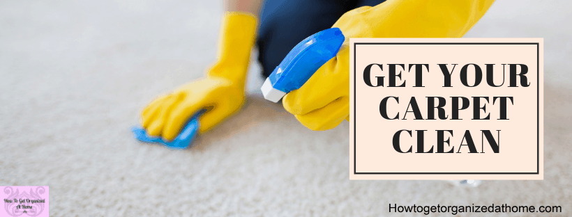 How do you keep your carpets clean and smelling fresh? These 5 tips will help you keep your carpet in top shape.