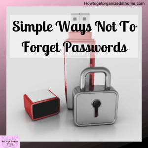 Do you know the best way to store your passwords? It isn't a notebook and pen!