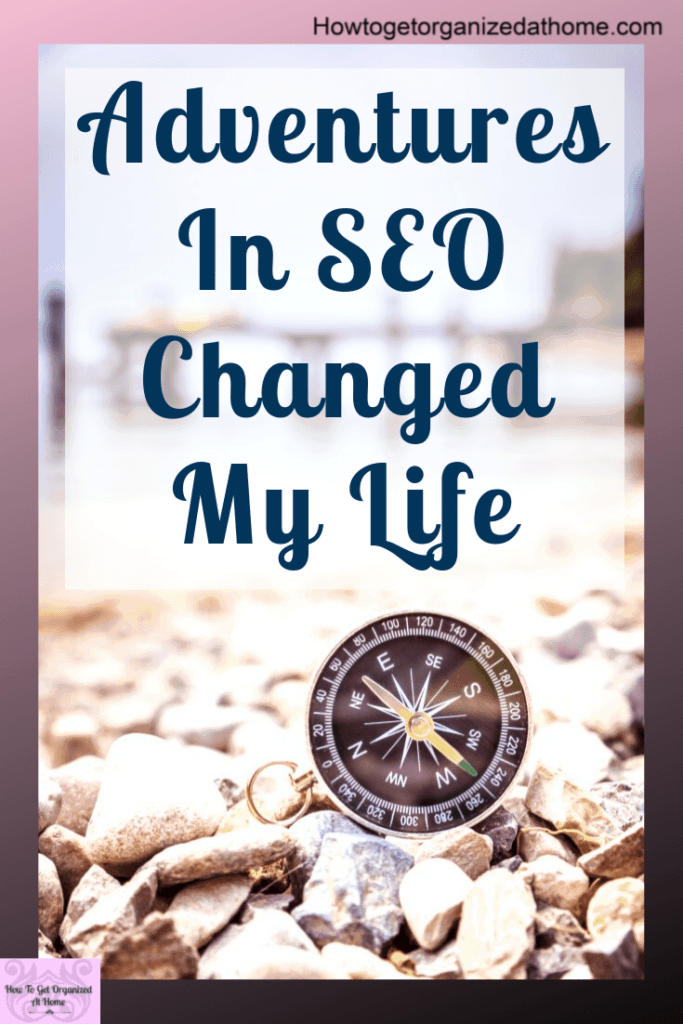 Lena Gott's course Adventure In SEO changed my life and it can change yours too. This course taught me how to do keyword research for both Google and Pinterest. It is amazing! #keywords #keywordresearch #adventuresinseo