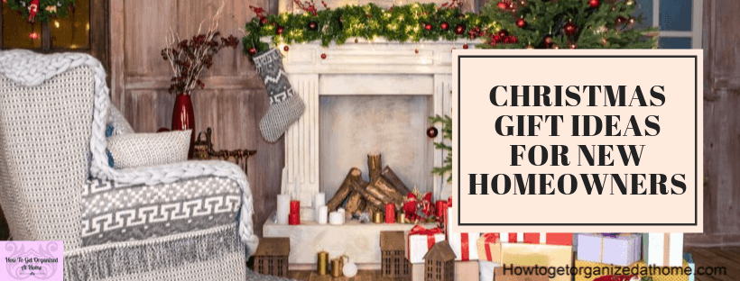 Looking for the perfect gift for a new homeowner? Here are some great ideas to help them set up their new home in comfort and style.