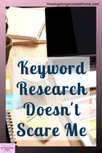 Does keyword research scare the hell out of you? It doesn't have to. Learn how to do keyword research that actually helps you grow your traffic and your business. #keywords #keywordresearch #adventuresinseo