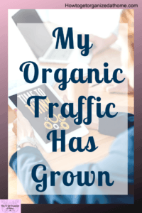Does your organic traffic suck? It doesn't have to be like that! This is how I learnt to do keyword research the right way and started seeing actual growth in my organic traffic. #keywords #keywordresearch #adventuresinseo