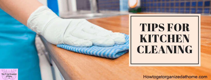Understanding what you should use to clean your kitchen will save you time and money in the long run! These tips will help you feel confident in knowing what you want to buy.