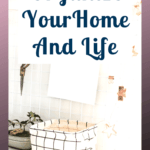 If you are struggling to create an organized home and life it might be because you haven't tackled these key areas first. Click to read what I think are the most important tasks to do before organizing. #organize #clean #depression