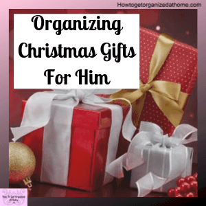 Are you stuck for a gift for the organizer in your home? These gift ideas are perfect for the man in your life who loves to have everything neat and organized or you wish they did.