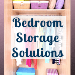 How to create an organized closet that works for you and your family takes thought. These ideas and tips will help you create the perfect closet for your home, one that works and is easy to maintain. #organize #closet #closetorganization
