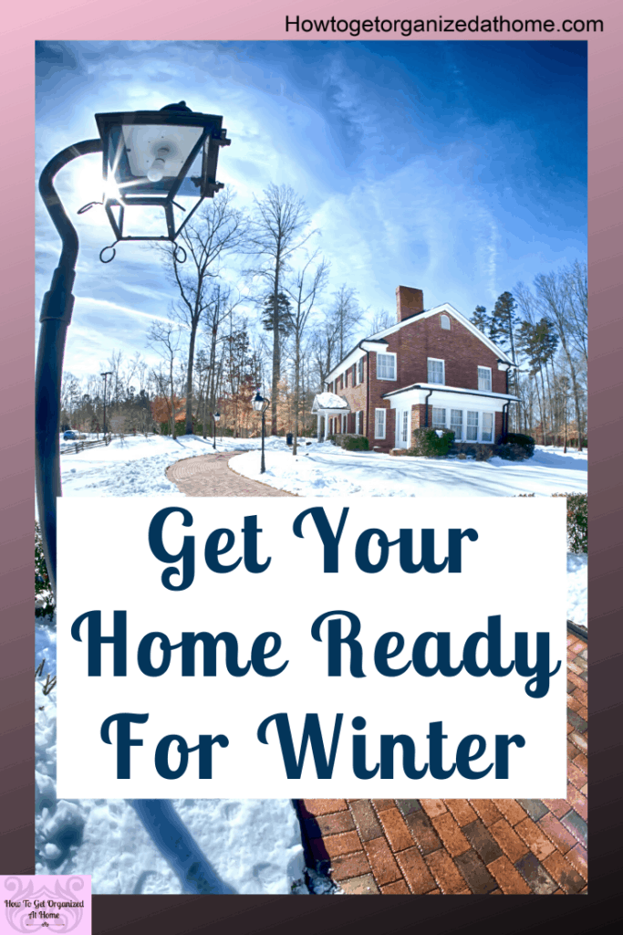 There is a great reason why you must prepare your home ready for the winter. It can prevent unexpected bills and repairs at a time when they can cost more. Get these tips and ideas to get your home ready for the coming winter months. #home #winter #homecare