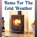 With fall here nows the time to tackle those winter house maintenance tasks that you need to do before the snow arrives. Get these tips and ideas on how to winterizing your home and making it a safe place this coming winter. #home #winter #homecare
