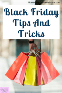 Do you want the best Black Friday experience? You need a plan use these tips and tricks to get your list in order. Check out my tips and ideas for making this Black Friday a success. #blackfriday #cybermonday #sales