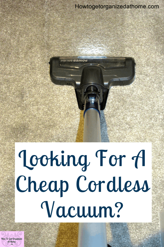 When it comes to cordless vacuums there are so many on the market that it's hard to know what to pick and what to avoid. I've written an honest review of the Swan Powerplush cordless vacuum including the negative points. Click the link to see what I thin about this cordless vacuum. #vacuum #cordlessvacuum #cleaning