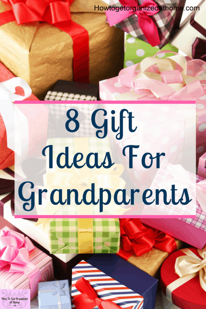 Are you stuck for ideas for gifts for grandparents? It's not easy buying a gift you know they will love. Let me inspire you to find the right gift for the grandparents this year. #gifts #giftsforgrandparents #giftguide