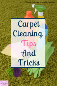 Get these simple carpet cleaning ideas to make your carpet smell fresh and clean before the holiday season. Don't wait till your holiday starts act now and get your carpets clean. #carpetcleaning #sp #cleaning