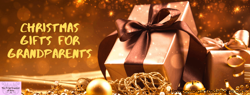 Don't let the pressure of the holiday's spoil getting the perfect gift for grandparents. Let me inspire you to find something that they will love and cherish and what the grandchildren love to give too.