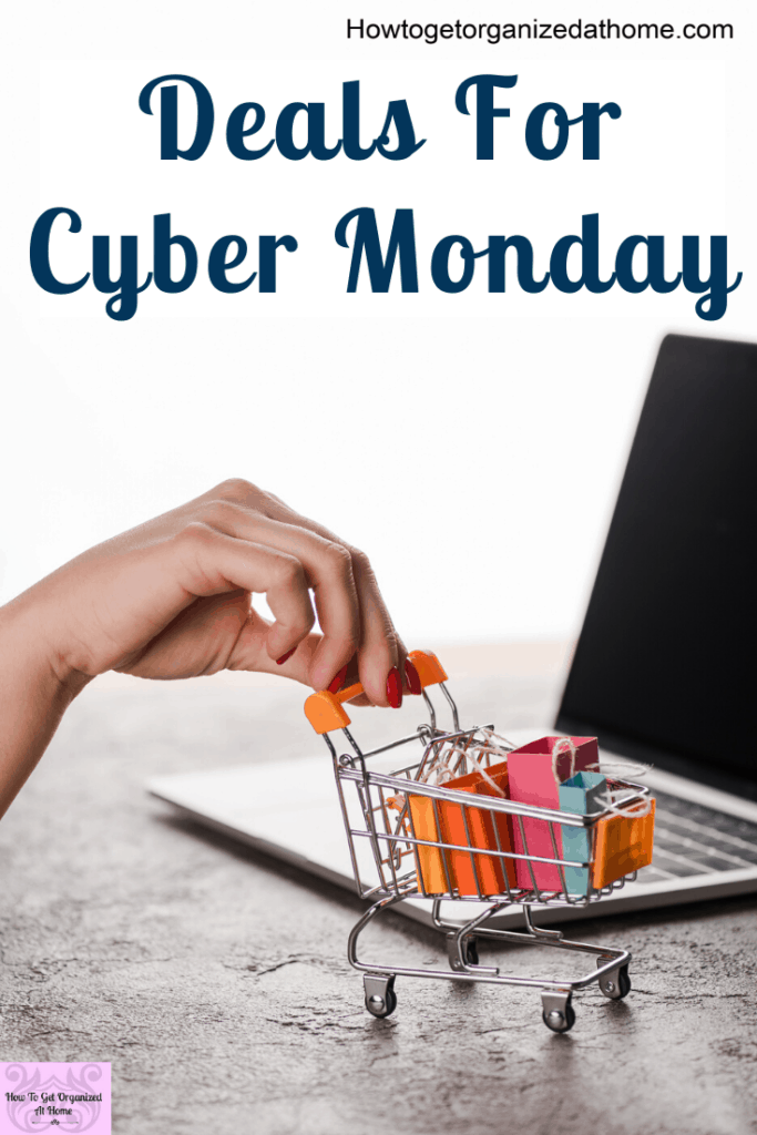 Looking for some deals for Cyber Monday? I've done the hard work for you by finding some amazing deals that will help you save money. Check out these deals here. #cybermonday #deals #sales