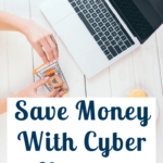 Don't miss out on some amazing deals and offers this Cyber Monday. These deals are simply some of the best deals that I've found for you during the sale period. #cybermonday #sales #deals