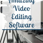 Are you looking for affordable video editing software that works? I was asked to review the PowerDirector 18 Ultimate video editing software and I was amazed at how much you can do with it. I found it easy to use and if I was stuck there are so many different tutorials and articles on all aspects of the software that I never felt alone or even that I couldn't do something. #sp #videoeditingsoftware #eideoediting