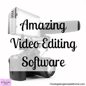 Are you looking for video editing software that's easy to use and affordable? I've just tired Cyberlink's PowerDirector 18 Ultimate and I'm amazed at how well it performs and how easy it is to use.