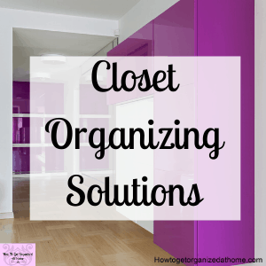 Are you struggling to organize your closet and just don't know how to make it look great but also suitable for your needs?